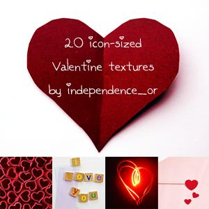 Valentine Textures by kiya71677