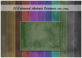 Coloured Abstract Textures by cazcastalla