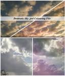 Dramatic Sky PSD