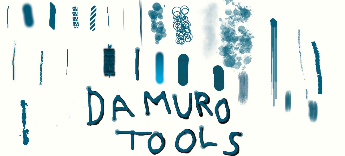 DAMURO TOOLS! by w33kday