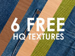 6 high quality textures for free!