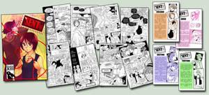SENT- Propuesta de Manga by SaiyaGina