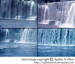 stock 1135: waterfalls