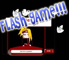 Ask Deidara :Flash Game: by Amena-chan