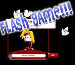 Ask Deidara :Flash Game: