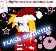 Ask Dei christmas version by Amena-chan