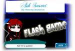 Ask Sasori Flash Game