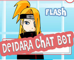 DEIDARA AI.Chat-bot by Amena-chan