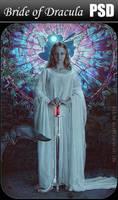 Bride of Dracula PSD file