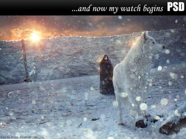 ...and Now My Watch Begins PSD by Nikulina-Helena