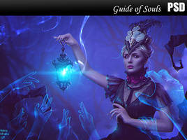 Guide of Souls PSD
