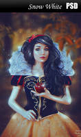 Snow White PSD