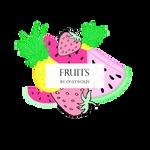 Fruits / Frutas [Pack #6]