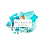 Pack Green Water / Pack Verde Agua [Pack #10]