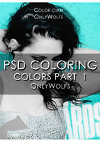 COLORS [PSD Coloring] Parte 1 by OnlyWolfs