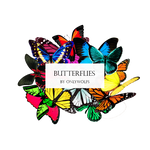 Butterflies / Mariposas [Pack #17]