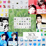 XCX / (Recently Used Emojis) [Pack #20]