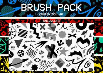Brush Pack // OTRAT by OnlyWolfs