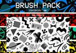 Brush Pack // OTRAT