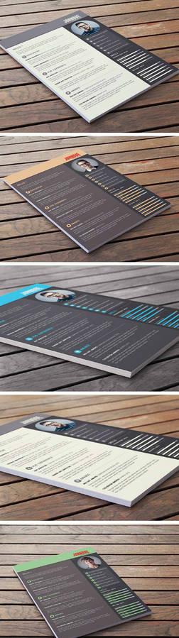 Free Resume / CV Template Download !