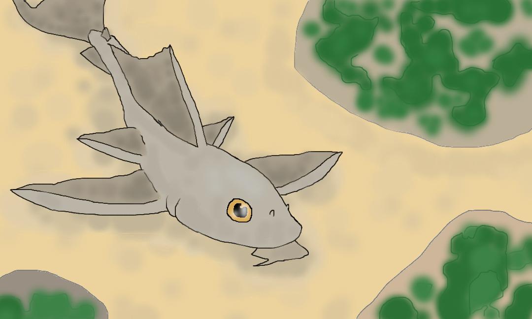 Plecostomus by MangleOrchid