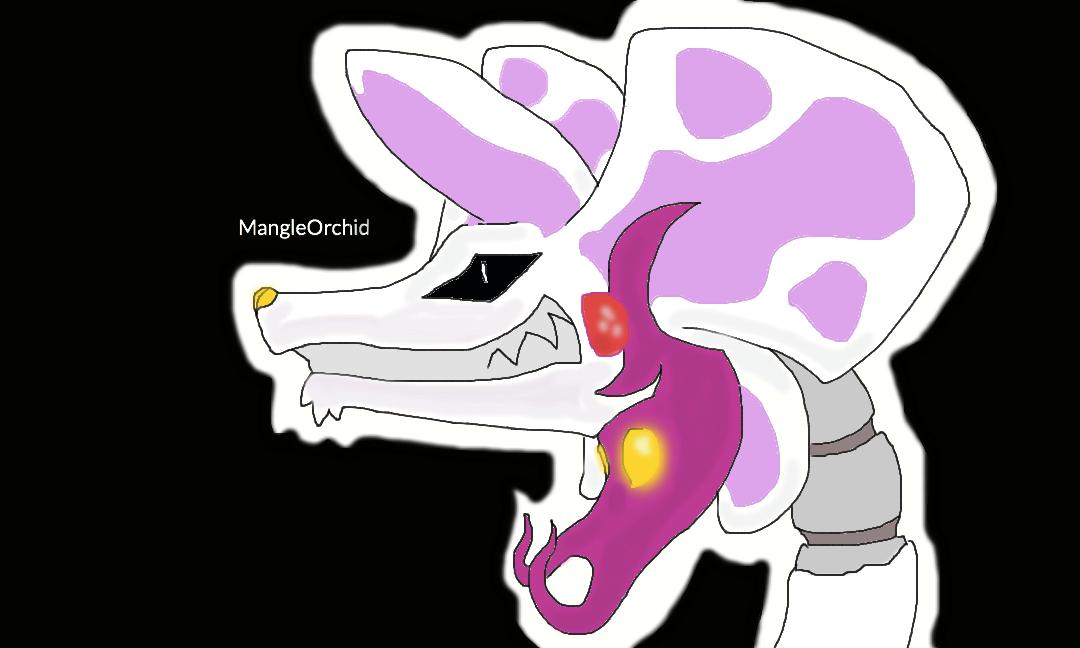 MangleOrchid by MangleOrchid