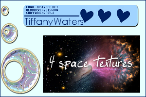Space Textures by artbytiffany