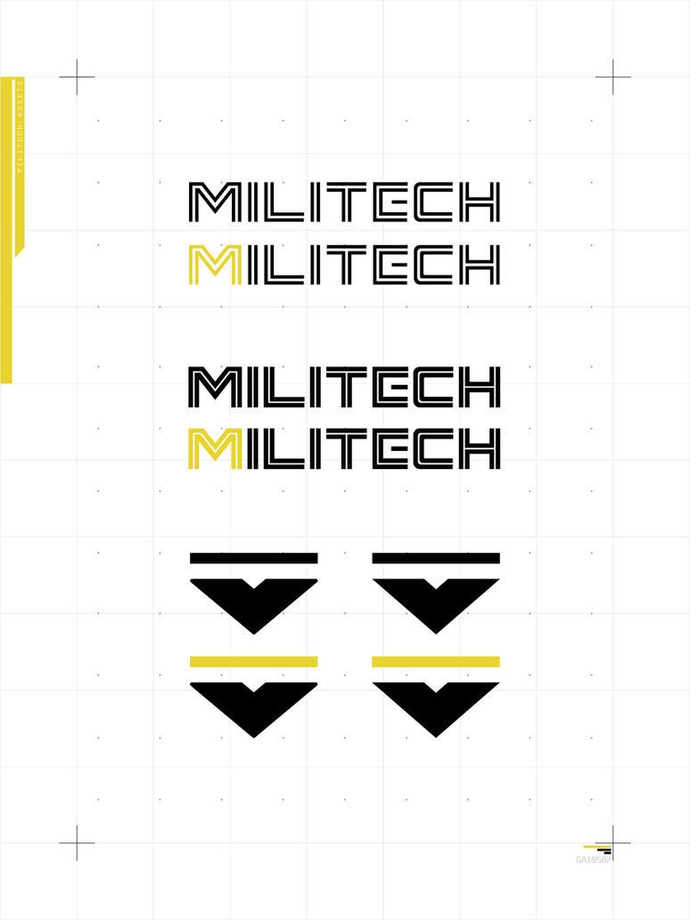 Militech Assets by ValencyGraphics