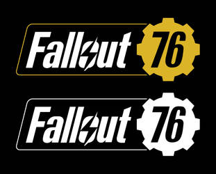 Fallout 76 Vector Logo Resource by ValencyGraphics
