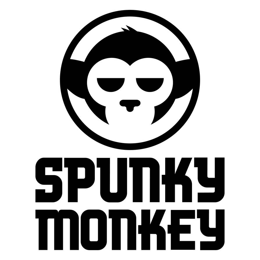 Spunky Monkey Logo Resource by ValencyGraphics