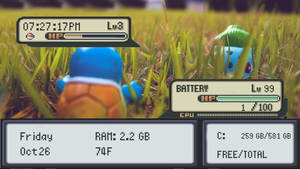 Pokemon Battle Theme Rainmeter