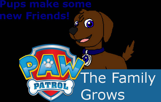 Paw Patrol- The Family Grows, Episode 01