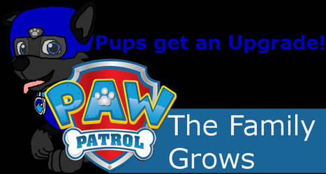 Paw Patrol- The Family Grows, Episode 03