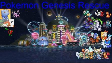 Pokemon Genesis: 9th Rescue