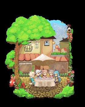 Vaniraas Pixel Scene (click to zoom in)