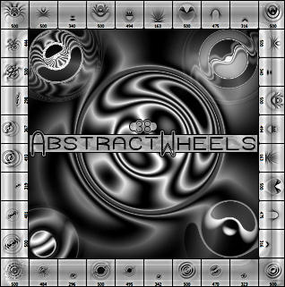 Abstract Wheels by Greenafik