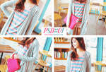 PSD#1 Pink and Blue