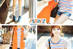 PSD#2 Orange and Blue