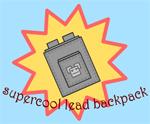 Supercool Lead Backpack Ad by vampiress-kat