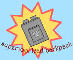 Supercool Lead Backpack Ad