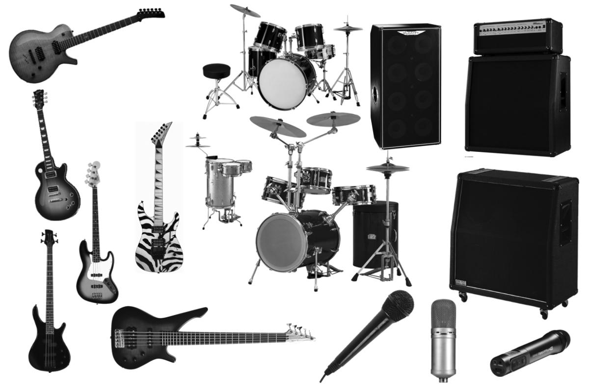Instruments Brushes