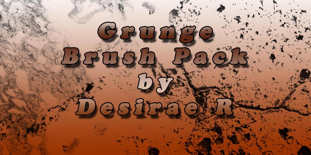 Grunge Brush Pack by DesiraeR