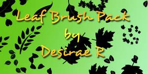 Leaf Brush Pack