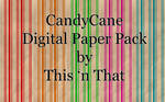 CandyCane Paper Pack