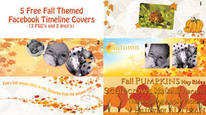 Autumn Themed Facebook Covers