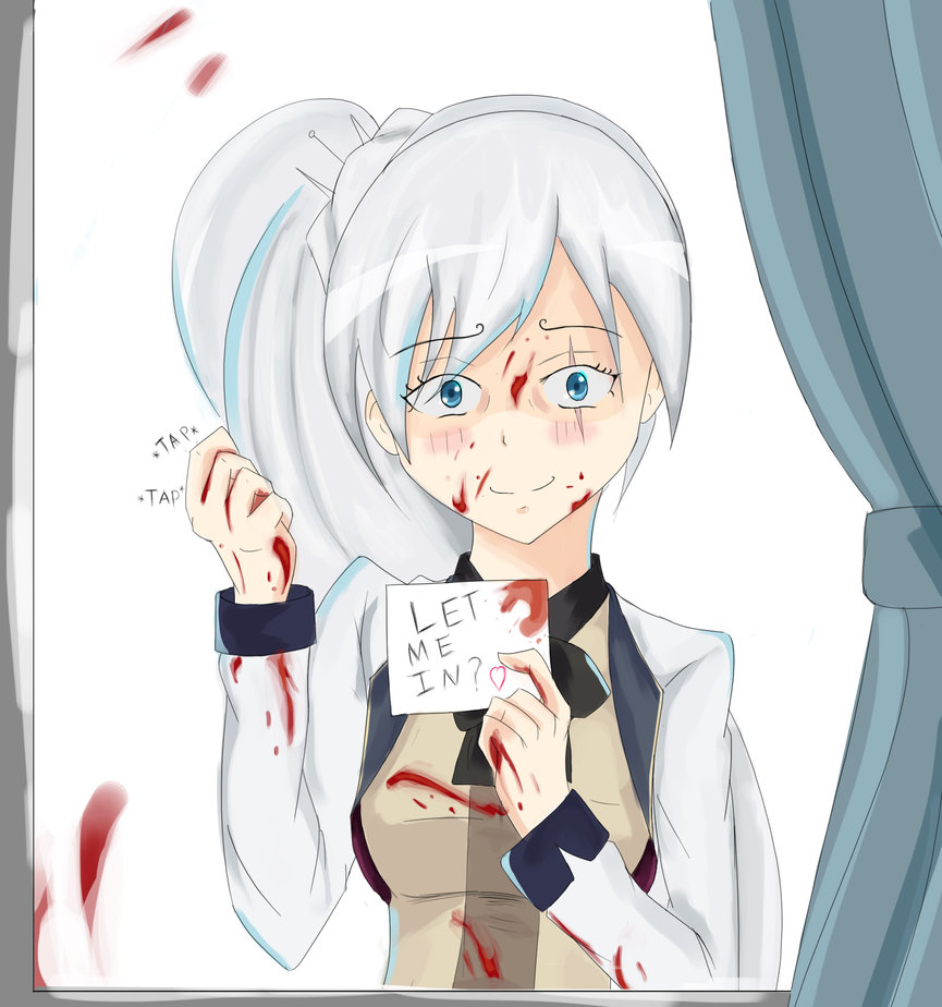 Neo X Male Reader: Weiss So Serious (MReaderXYandereWeiss) By DrKaboom2 On
