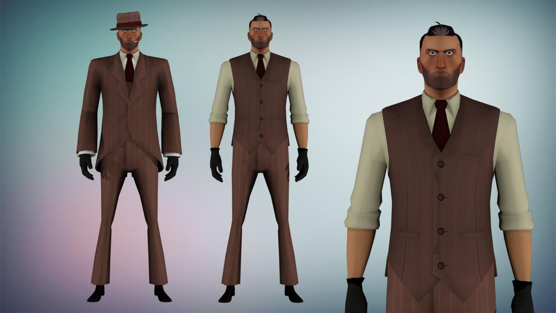 Team Fortress 2 Spy Maskless By Diegoforfun On Deviantart