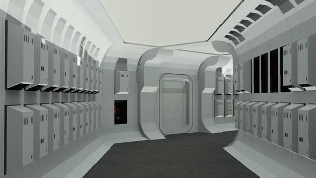 (Star Wars)Blockade Runner Map