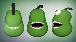 The Biting Pear XPS/Xnalara