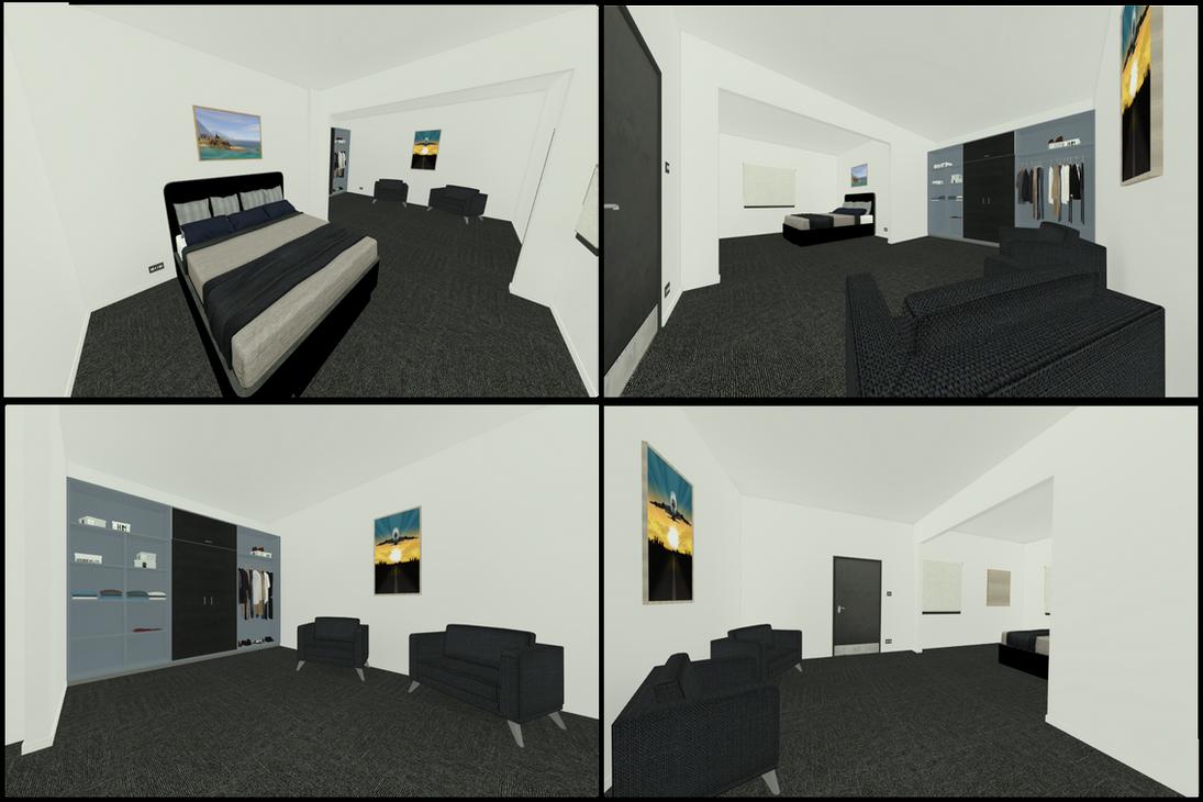 XPS/Xnalara GTAV Hangar Bedroom V2 by diegoforfun on DeviantArt